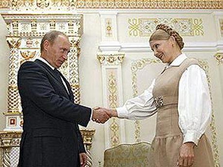 Для Путина Тимошенко была агентом влияния, - источником