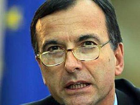 Міністр закордонних справ Італії Франко Фраттіні