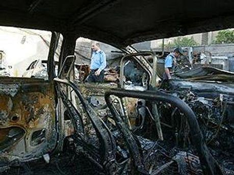 Внаслідок вибуху автомобіля загинув один мирний житель