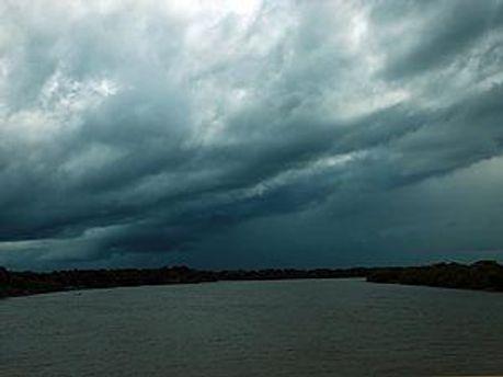 Ураган может вызвать оползни