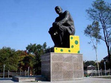 Ленин в грошек