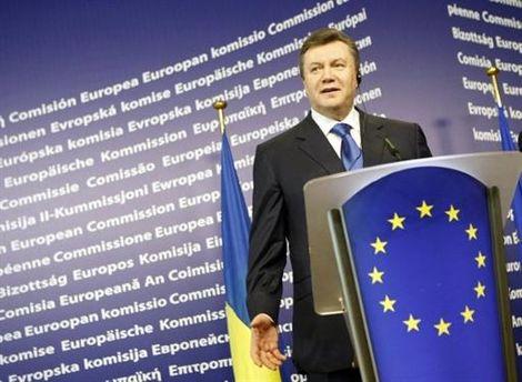МЗС не може назвати точної дати візиту Януковича до ЄС