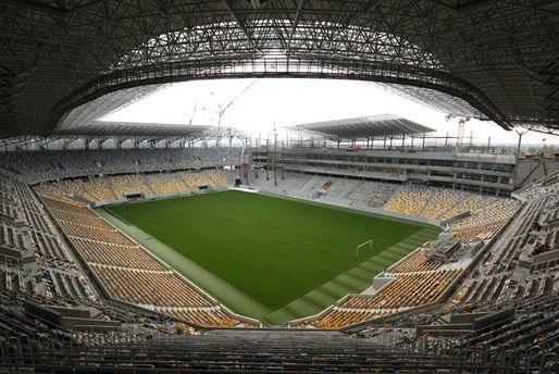 Львівська арена готова на 86%