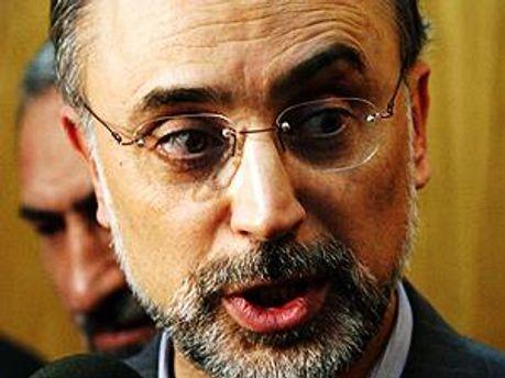 Міністр закордонних справ Ірану Алі Акбар Салехі