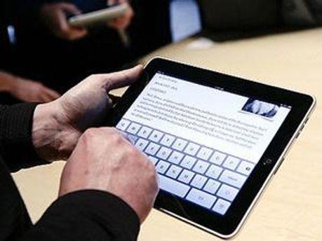 Пользователи iPad - активные трафик-мейкеры