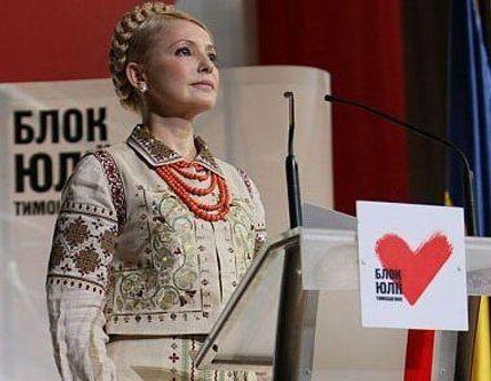 Более половины украинцев считают выборы без участия Тимошенко нелегитимным