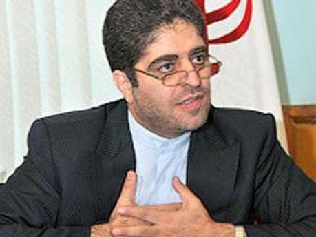 Посол Ірану в Україні Акбар Гасемі-Аліабаді
