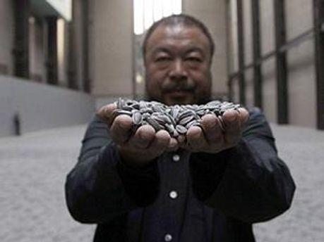 Китайский художник Ай Вэйвэй