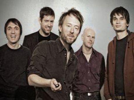 Radiohead в лидерах
