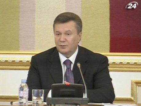 Віктор Янукович вважає, що ріст ВВП можливий на рівні 6%