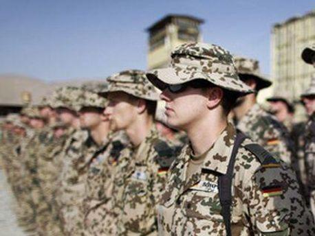Отравились 206 военных, среди которых 138 солдат бундесвера