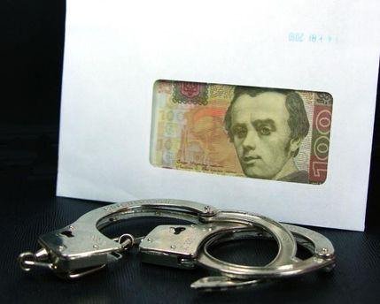 Сотрудница МВД требовала 80 тысяч гривен