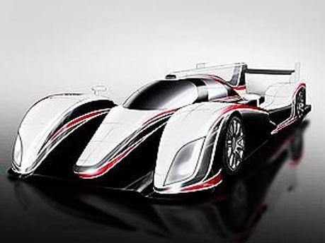 Прототип автомобіля для гонок на витривалість