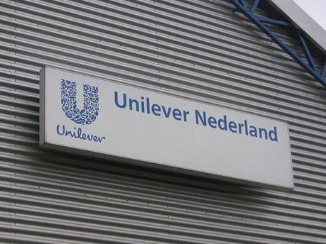 Unilever вышла на рынок РФ