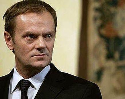 Дональд Туск заявив, що Україна не відповідає стандартам ЄС
