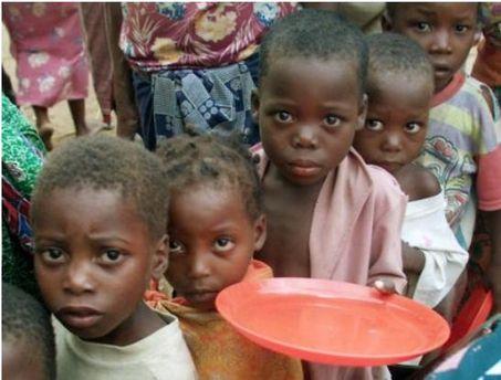 У Сомалі від голоду потерпає близько 750 тисяч осіб