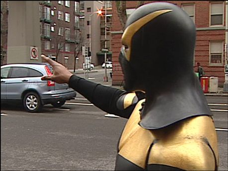 Фенікс Джонс патрулює вулиці Сіетла з 2010 року
