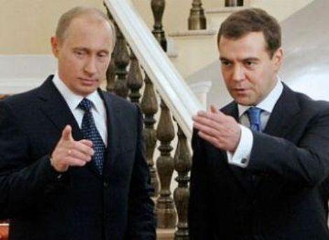 Дмитрий Медведев заявляет, что с Владимиром Путиным они дружат уже 20 лет