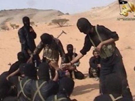Терориста вбили під час зборів членів