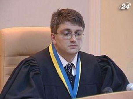 Родион Киреев все еще временный судья