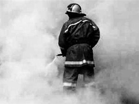 МЧС устанавливает причины пожара