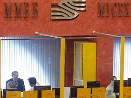ММВБ открылась незначительным снижением