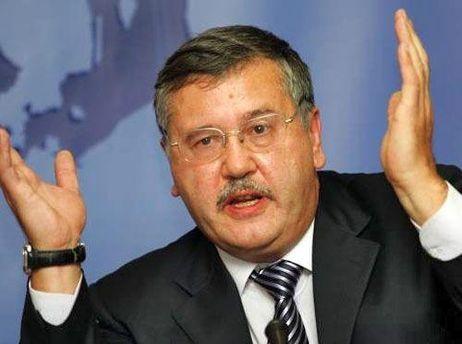 По мнению Гриценко, Янукович добился не того, чего ожидал