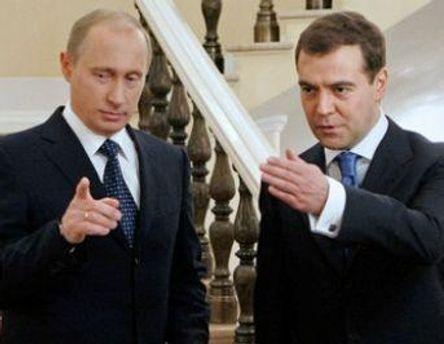 Медведев предложил Путину принять участие в президентских выборах