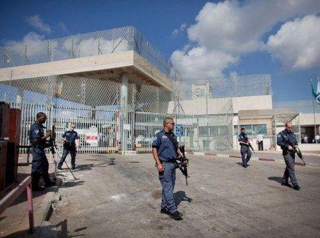 Израиль готовится освободить палестинцев из тюрьмы