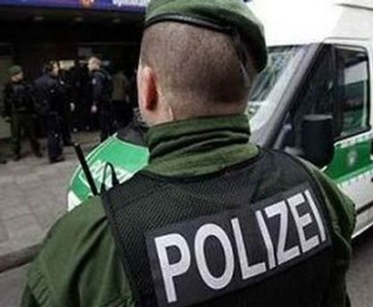 Немецкие полицейские говорят, что выглядят