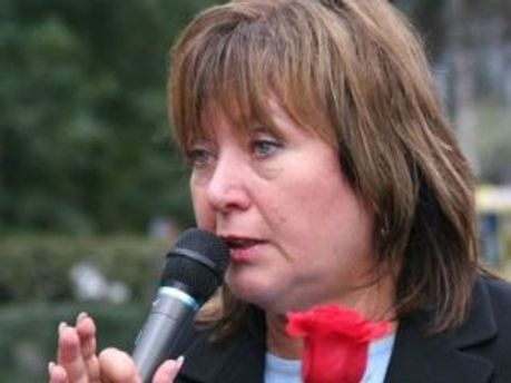 Наталія Вітренко призиває вступати в союз з Росією
