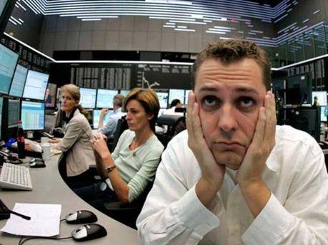 Українські біржі закрились в