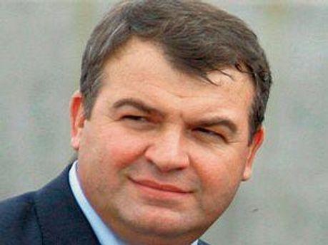 Министр обороны РФ Анатолий Сердюков