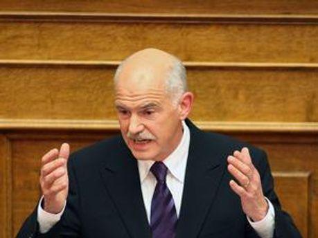 Георгіос Папандреу