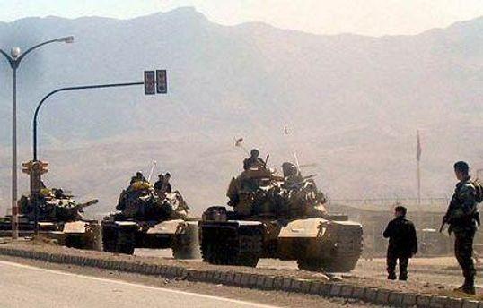 Турция готова ввести свои войска в Ирак, чтобы противостоять курдам