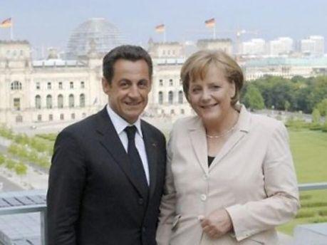 Guardian: Меркель договорилась с Саркози