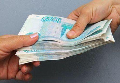 У 2009 році середній розмір хабара становив 23 тисячі рублів