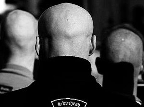Скинхеды получили от 17 до 24 лет строгого режима