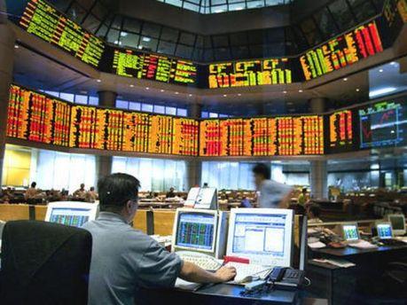Украинские биржи закрылись разнонаправленно