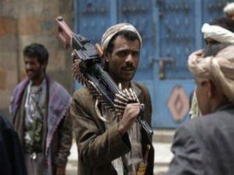 Зброю до Ємену постачали й інші країни