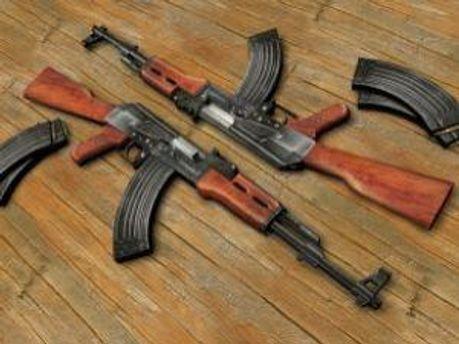 Зброю перепродавали