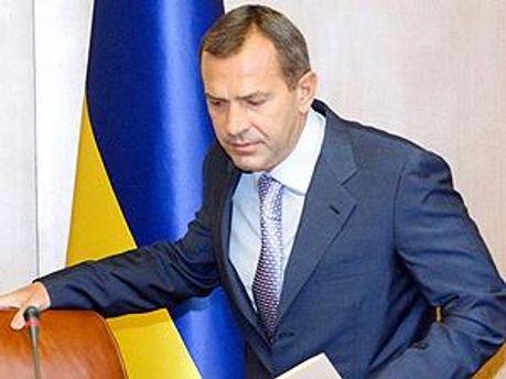 Первый вице-премьер-министр Андрей Клюев