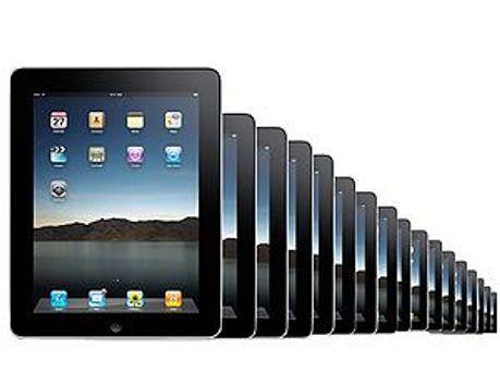 За ІІІ квартал 2011 року продали 13'000'000 мільйонів iPad