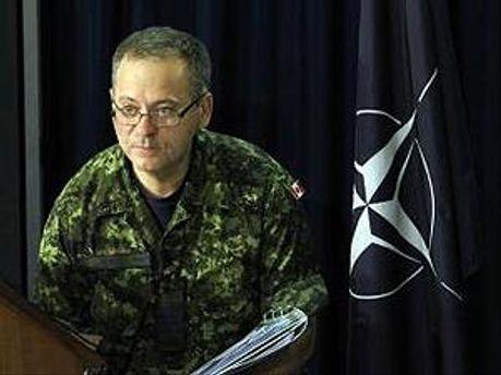 Представитель НАТО Ролан Лавуа