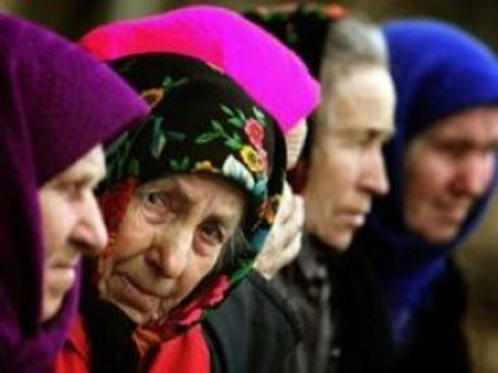 У Білорусі 2,5 мільйони пенсіонерів