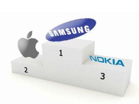 Неофіційно Samsung всіх обігнав