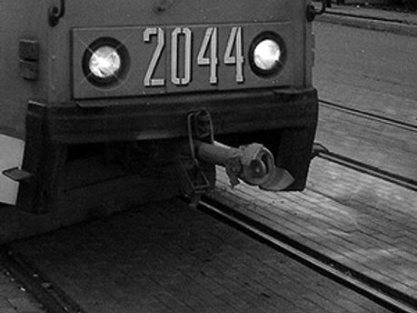 В течение 40 минут школьник катался на трамвае