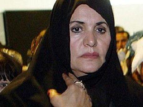 Жена Муамара Каддафи София