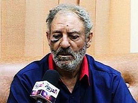 Начальник Службы внутренней безопасности в Кабинете министров Муамара Каддафи Мансур Доу
