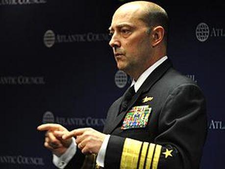 Головнокомандувач об'єднаними силами НАТО в Європі генерал Джеймс Ставрідіс